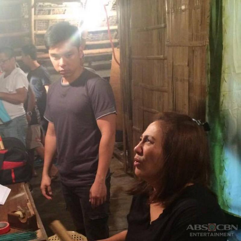 LOOK: Carlo, Allan & Cherry Pie join FPJ's Ang Probinsyano