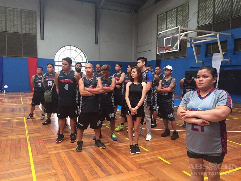 Behind The Scene Photos: FPJ's Ang Probinsyano Olympics 2016