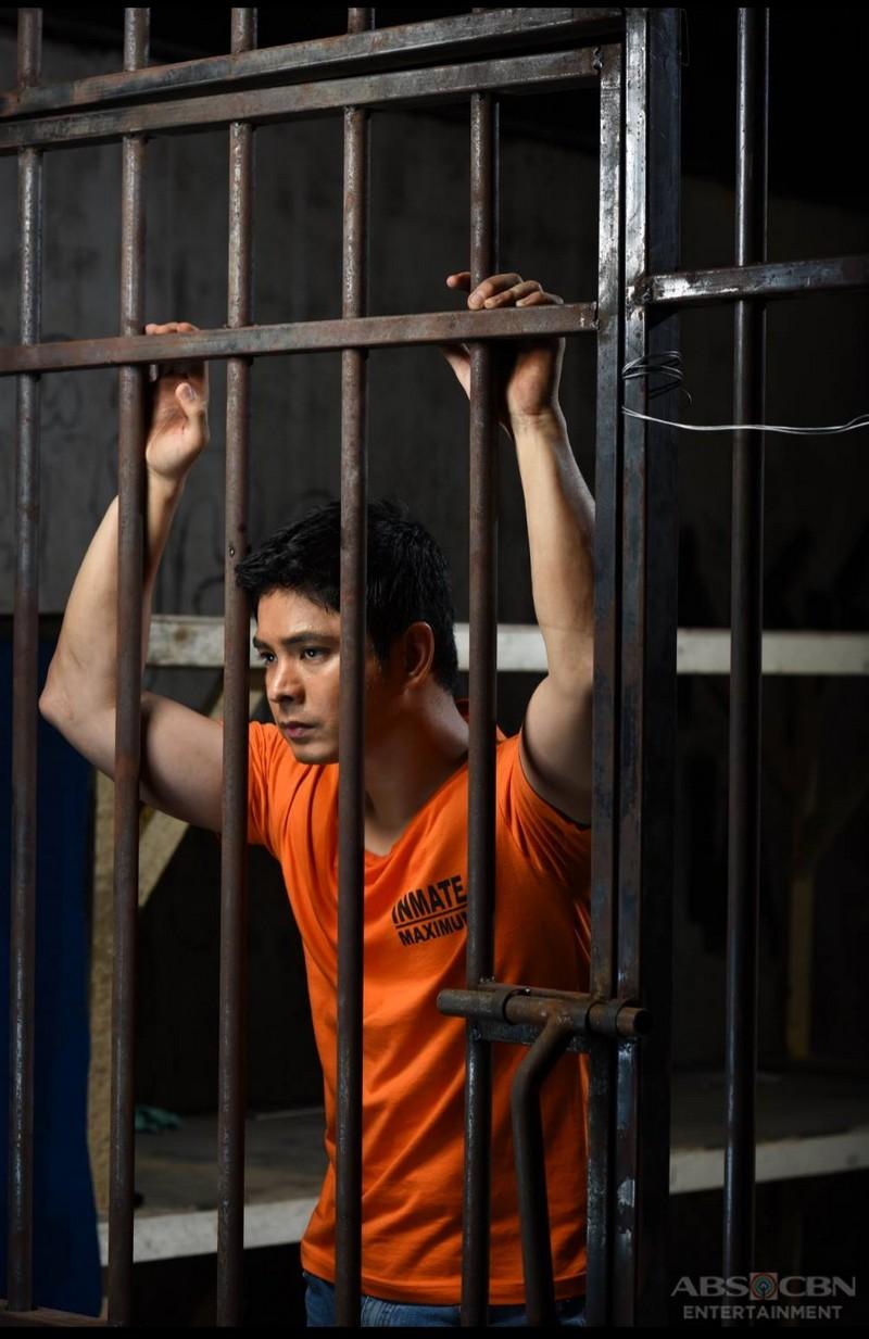 LOOK: 10 photos of Cardo behind bars