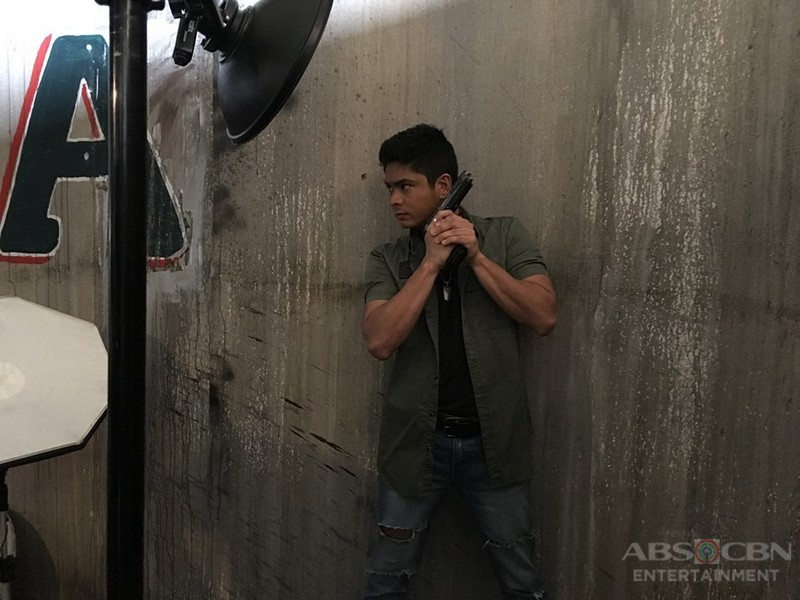 Behind-The-Scenes: Coco Martin in FPJ's Ang Probinsyano 2017 Pictorial