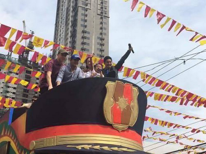 IN PHOTOS: FPJ's Ang Probinsyano stars in Sinulog 2017 Float Parade