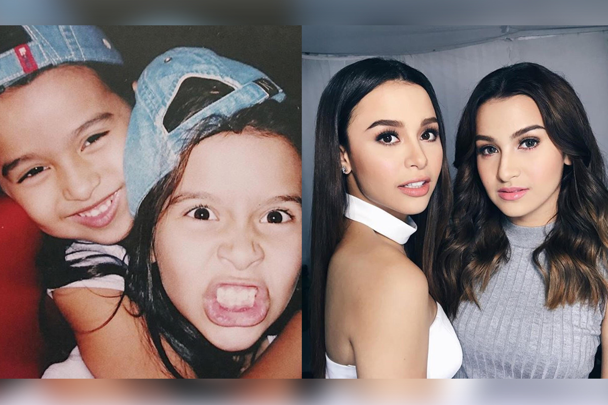 Holy Genes! 27 Times Yassi Pressman and her sister proved that beauty runs in their blood
