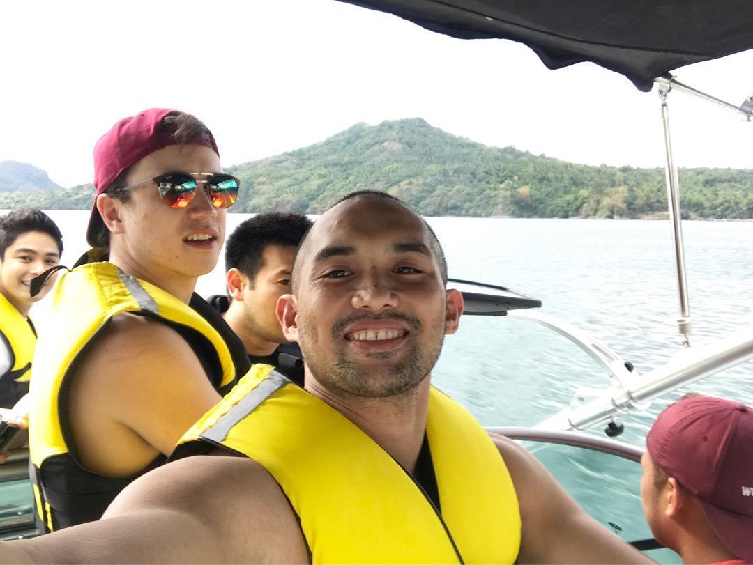 John Prats celebrates birthday with FPJ's Ang Probinsyano family