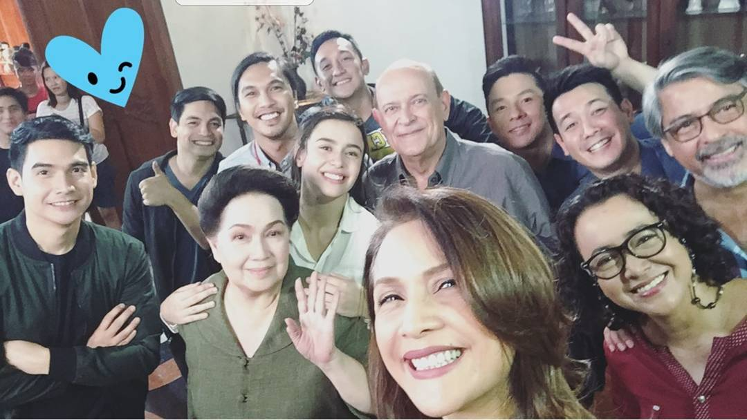 PHOTOS: The FPJ's Ang Probinsyano Family