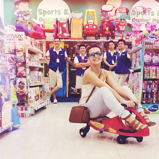 40 Photos that would make you want to hang out with Yassi Pressman