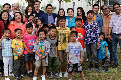 PHOTOS: FPJ's Ang Probinsyano Family in 2017 Summer SID