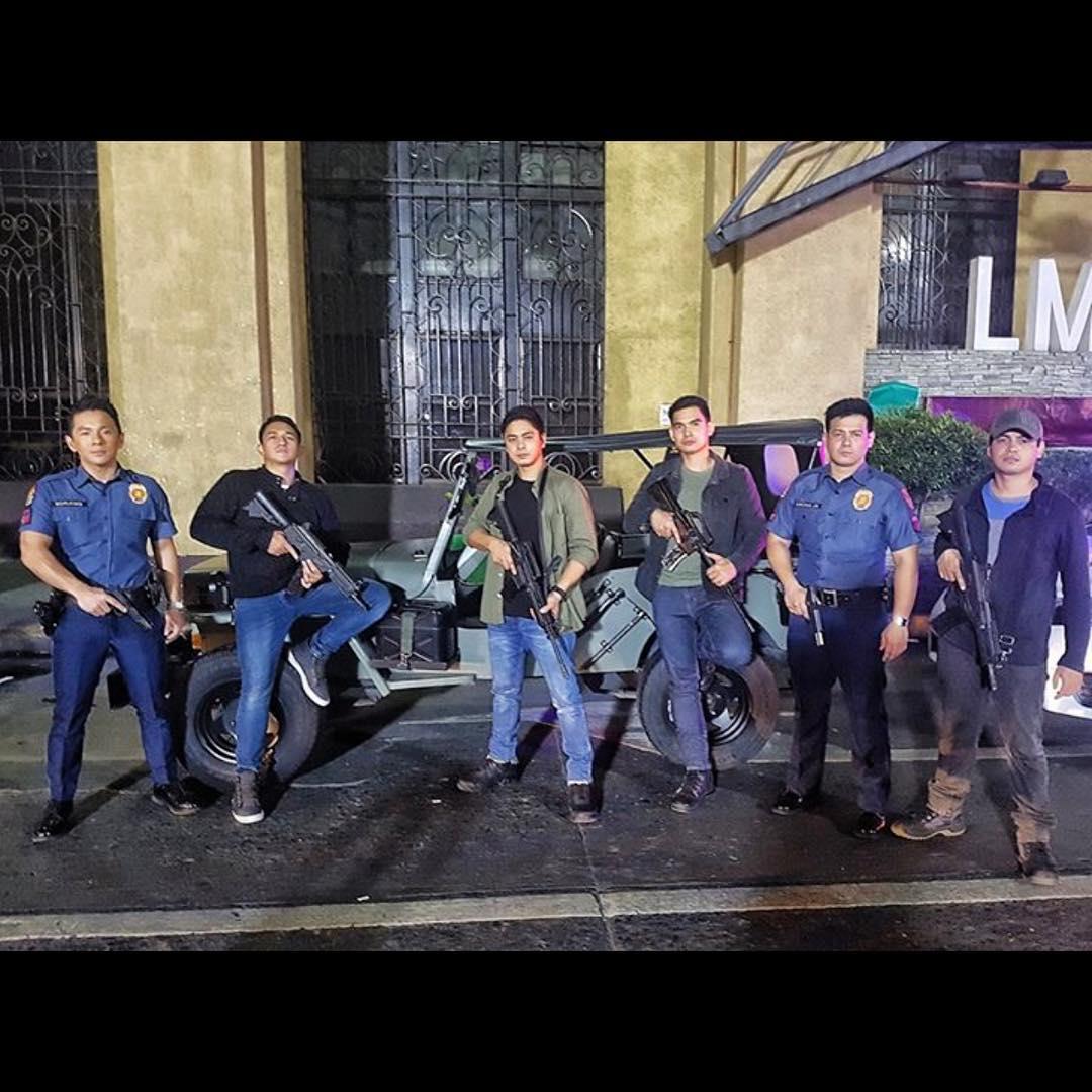 Behind-the-scenes: Ang pagbabalik-serbisyo ni Cardo
