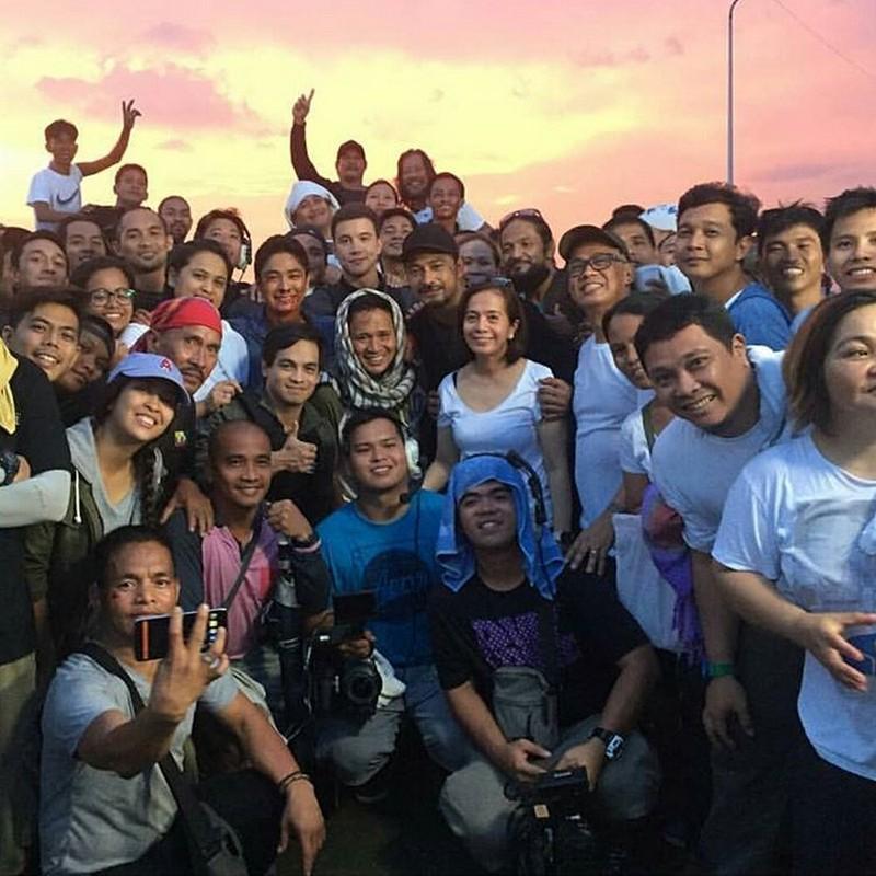 LOOK: 24 photos of Arjo Atayde aka Joaquin Tuazon on the set of FPJ's Ang Probinsyano