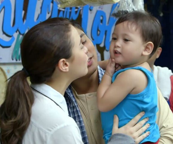 LOOK: 10 photos of Alyana and Baby Ricky on FPJ's Ang Probinsyano