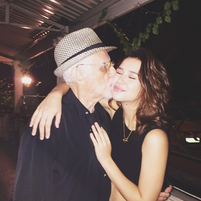 "46 sweet photos of Yassi with her ""Forever Love"""