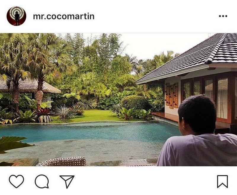 WOW! Take a look inside Coco Martin's awe-inspiring house!