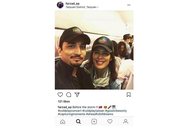 IN PHOTOS: Rare moments of Angel Aquino with her hottie boyfriend!