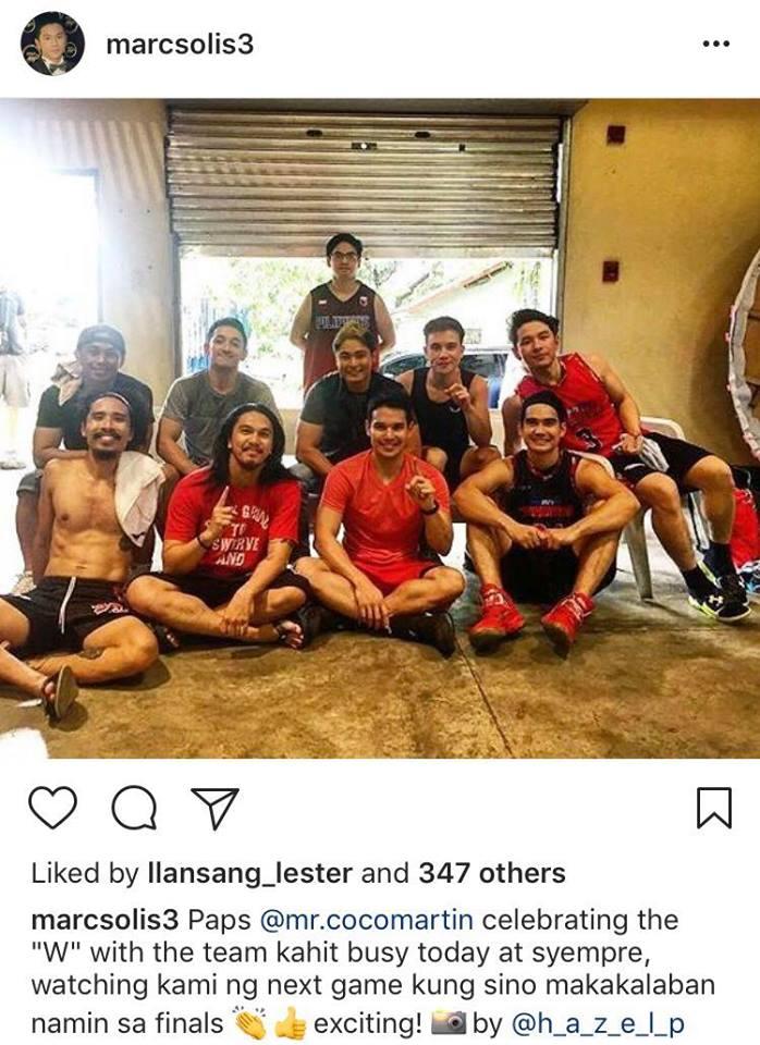 LOOK: 57 photos of Team Cardo that show their real friendship off cam