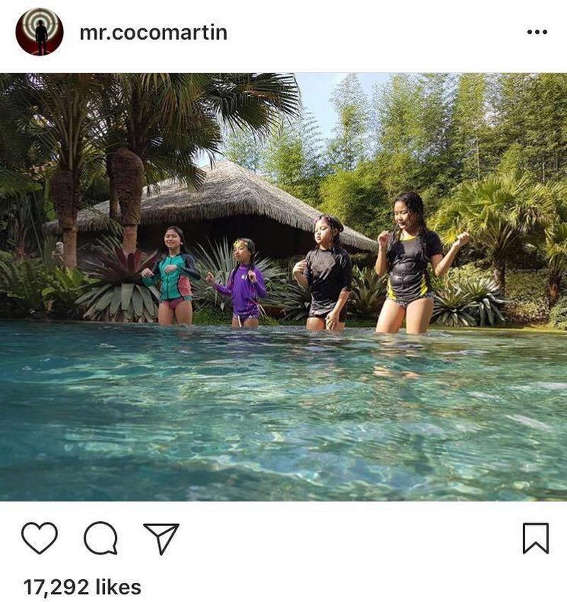 Anak-anakan ni Coco Martin sa totoong buhay