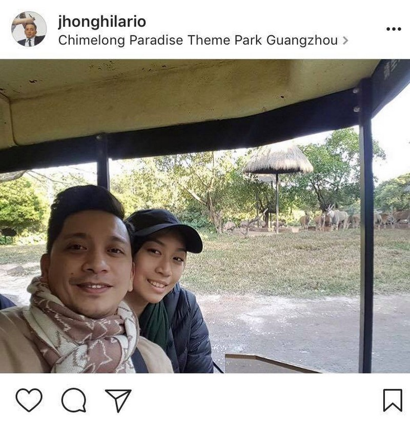 "5 Years and Counting: Jhong Hilario with his one and only ""Pangs"""