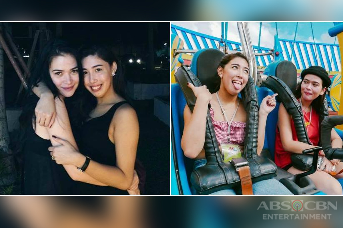 "LOOK: 42 Photos of Bela and Dani that show they are ""soul sisters"""