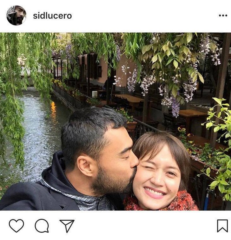 LOOK: 24 sweet photos of Sid Lucero with his long-time girlfriend