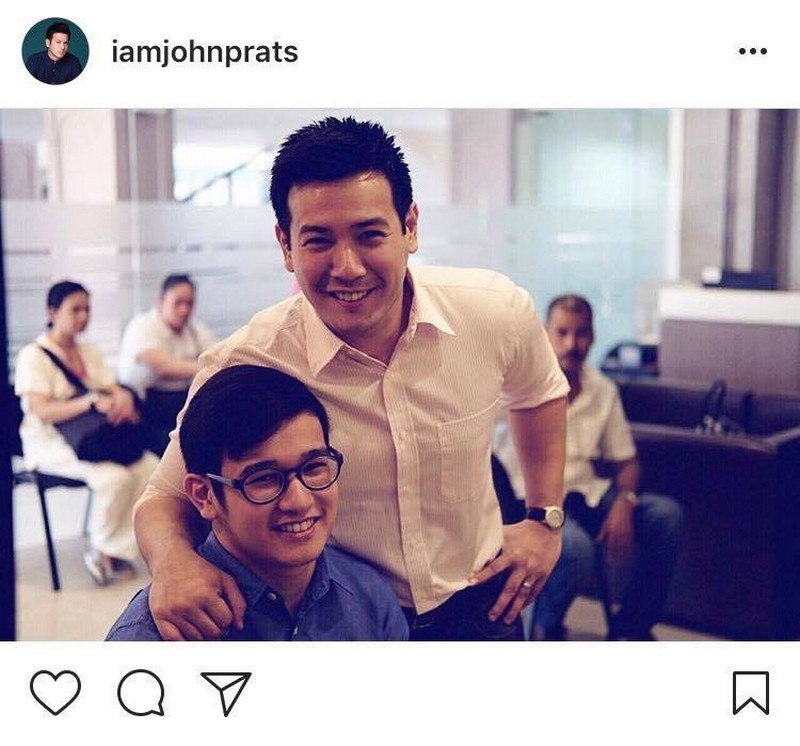LOOK: 23 Photos of John Prats with his lookalike brother!