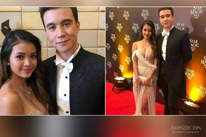 SPOTTED: 15 Sweet Photos of Arjo and Sammie that show their blossoming romance