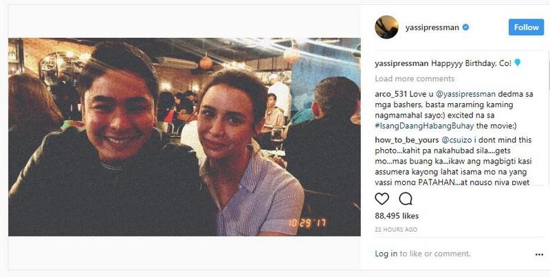 LOOK: Kapamilya Stars greet Coco Martin a happy birthday!