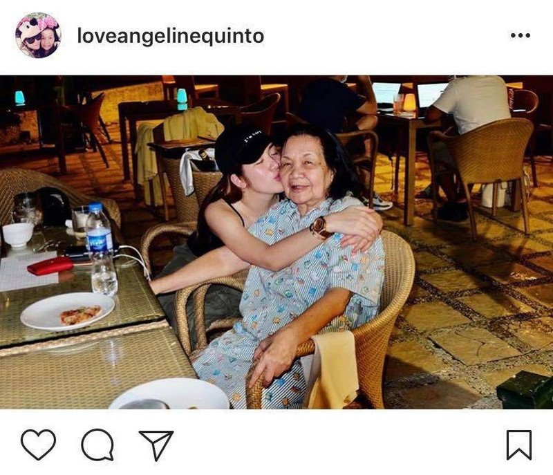 LOOK: 27 Times Angeline Quinto showed her love for her ultimate hero!