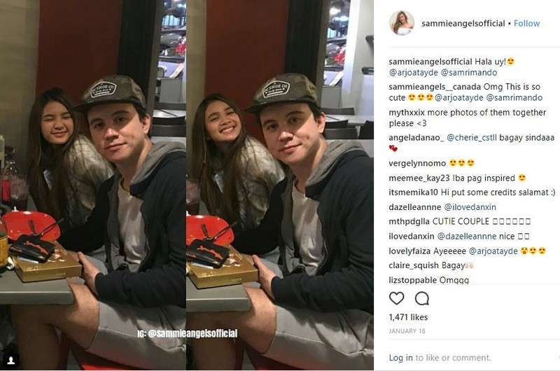 LOOK: Get to know the real score between Arjo and Sammie in these 23 photos!