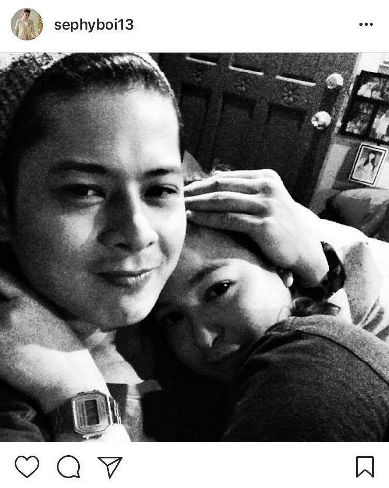 IN PHOTOS: Joseph Bitangcol with his loving wife for 2 years