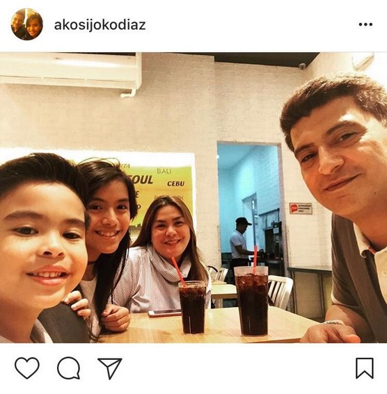 LOOK: Meet the loving family of Joko Diaz!