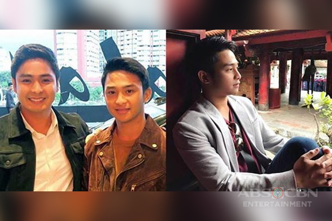 LOOK: Coco Martin with his equally good-looking brother!