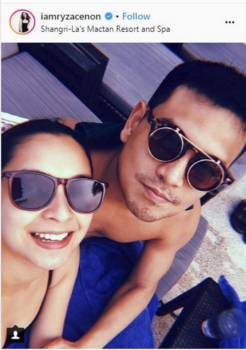 That thing called pagmaMAHAL! These photos of Ryza with Pocholo are too sweet to handle!
