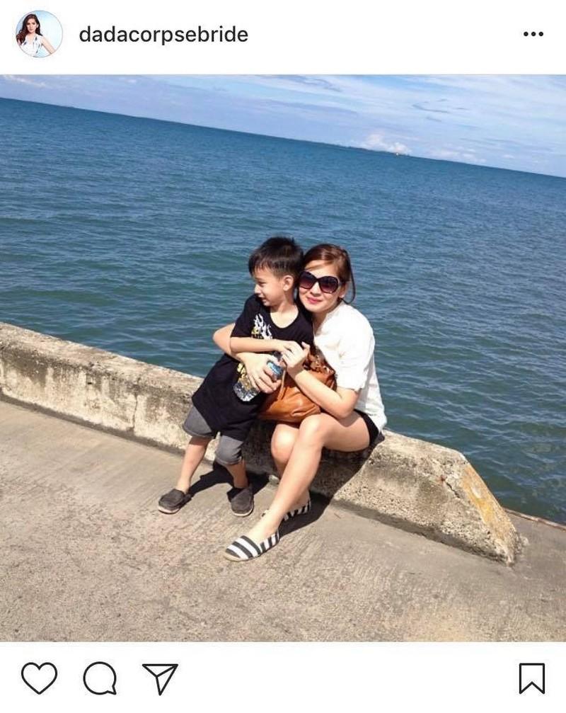 LOOK: Eda Nolan with her adorable little man!