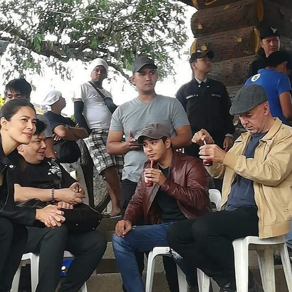 BEHIND-THE-SCENES: FPJ's Ang Probinsyano in Baguio