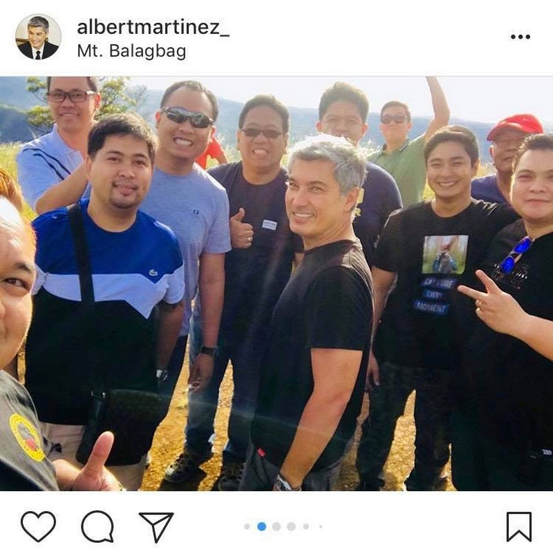 Day-Off ni IDOL! How Coco Martin spends weekend with friends