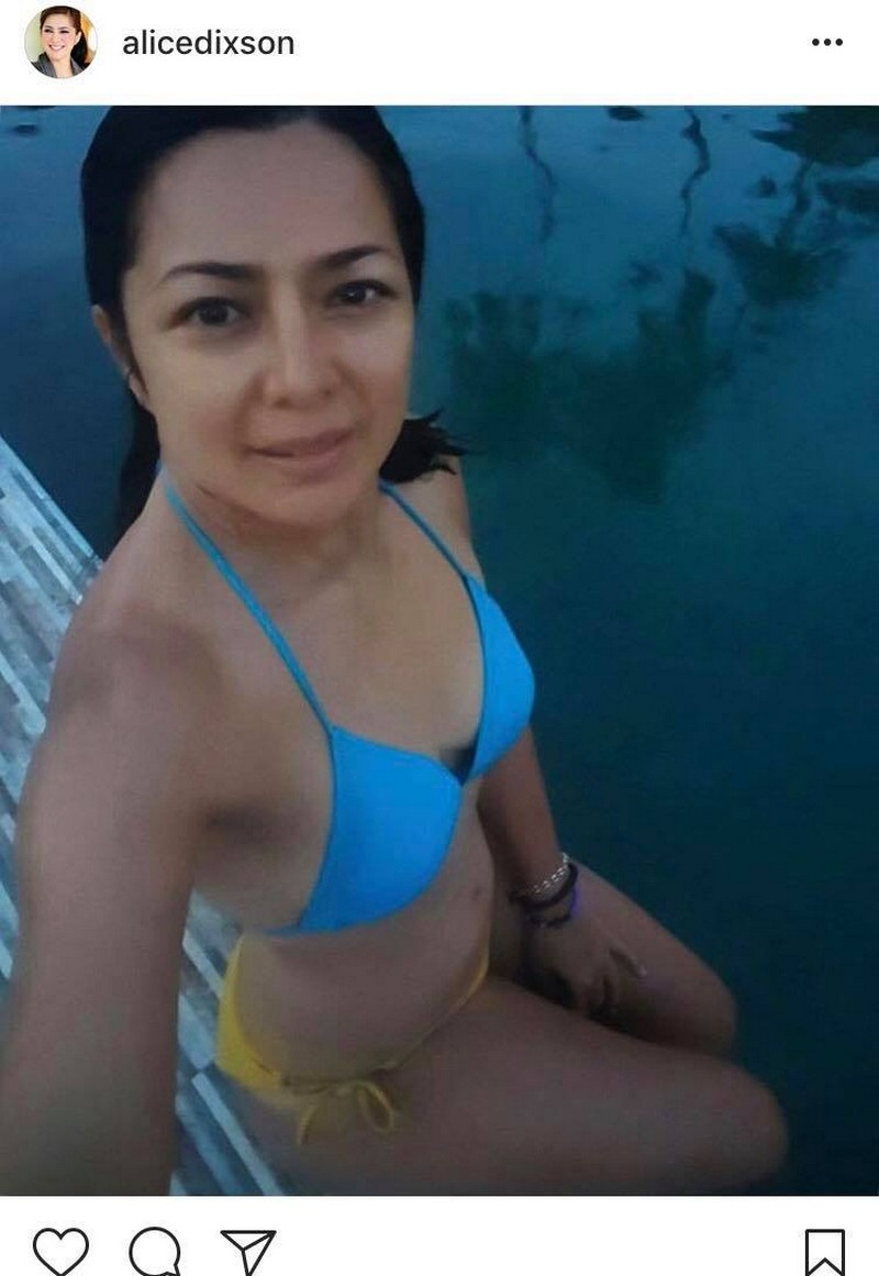 Alice dixson scandal