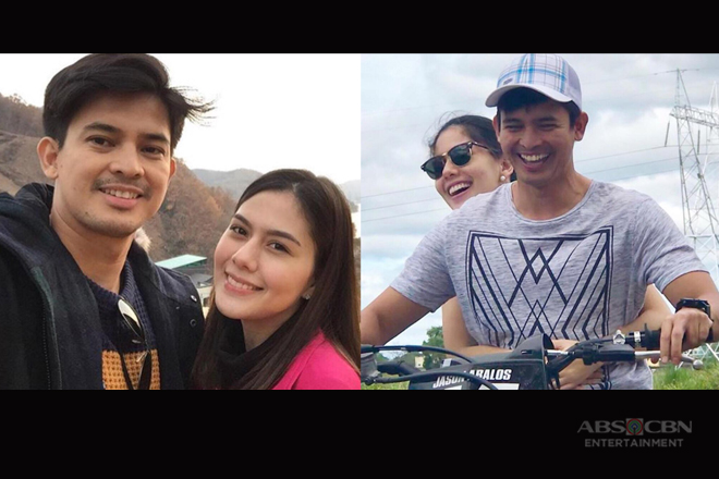 "IN PHOTOS: Vickie Rushton with her one and only ""Baba"""