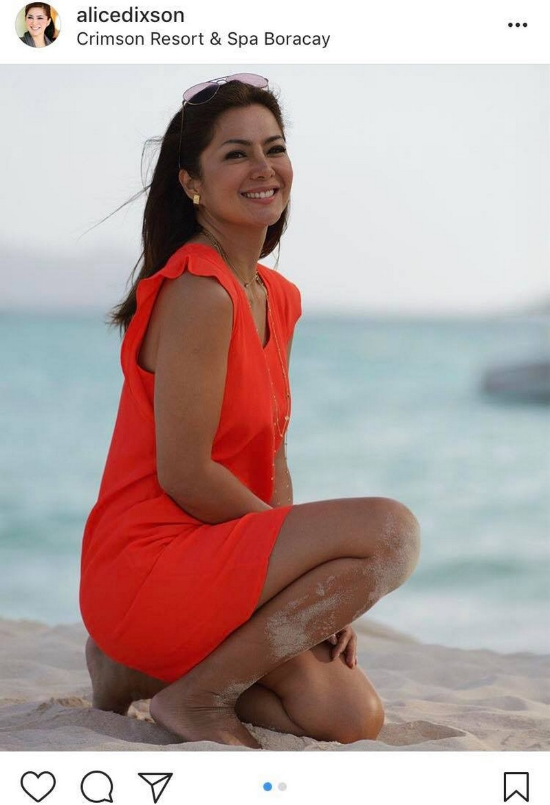 LOOK: Alice Dixson proves she's an ageless beauty in new beach photos!
