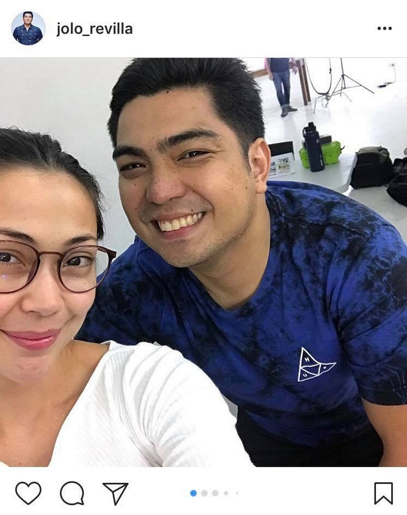 LOOK: 29 Photos of Jolo Revilla with his real-life partner and soon to be wife!