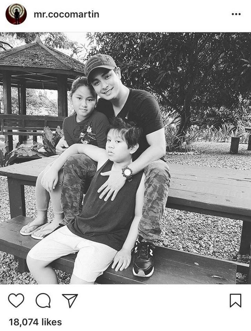 LOOK: Meet Coco Martin's source of happiness in these 28 Photos!