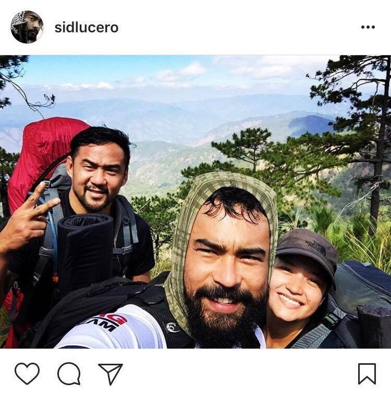 27 Photos of Sid Lucero with his lovely girlfriend!
