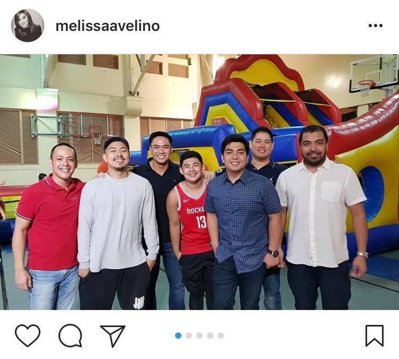 IN PHOTOS: Jolo Revilla with his equally good-looking son