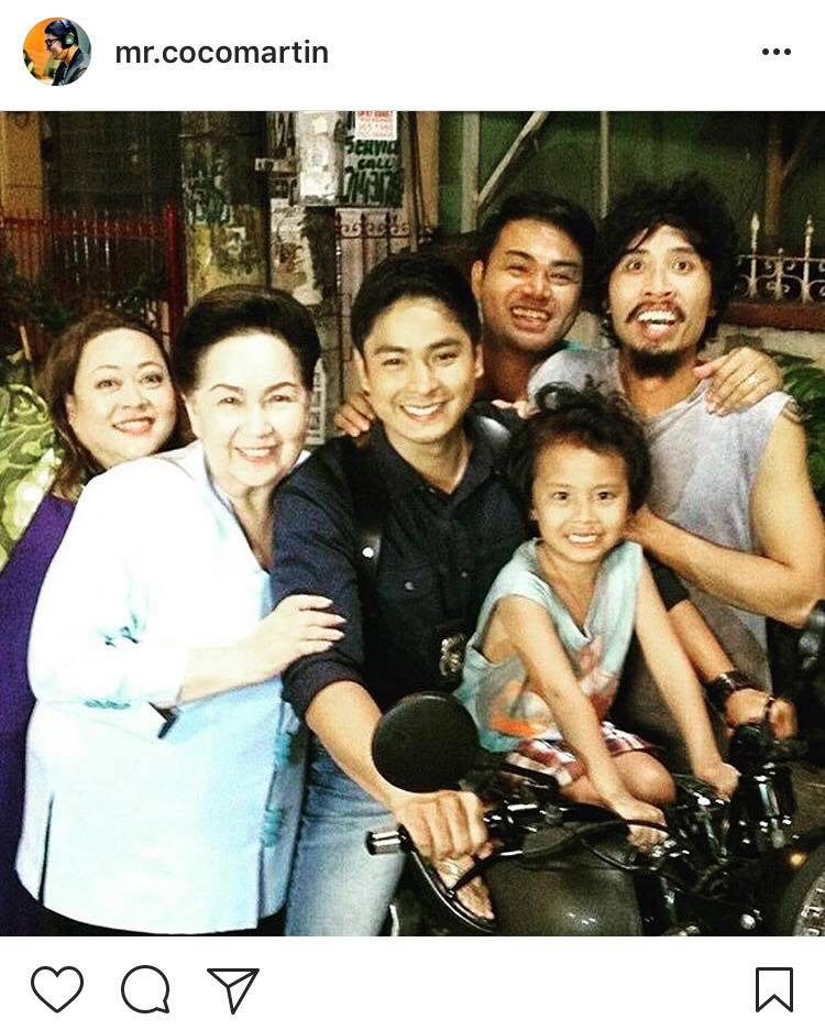 "LOOK: 29 Photos of Coco Martin with his ""astig"" partner for life!"
