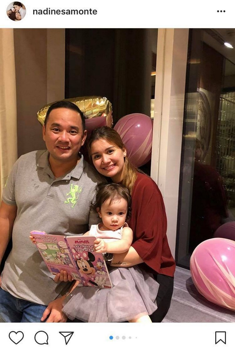 LOOK: Meet the precious family of Nadine Samonte in these 29 Photos!