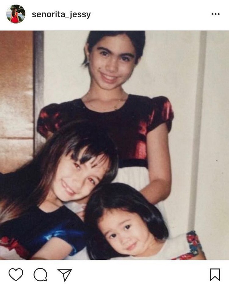 IN PHOTOS: Introducing Señorita Jessy's two lovely sisters!