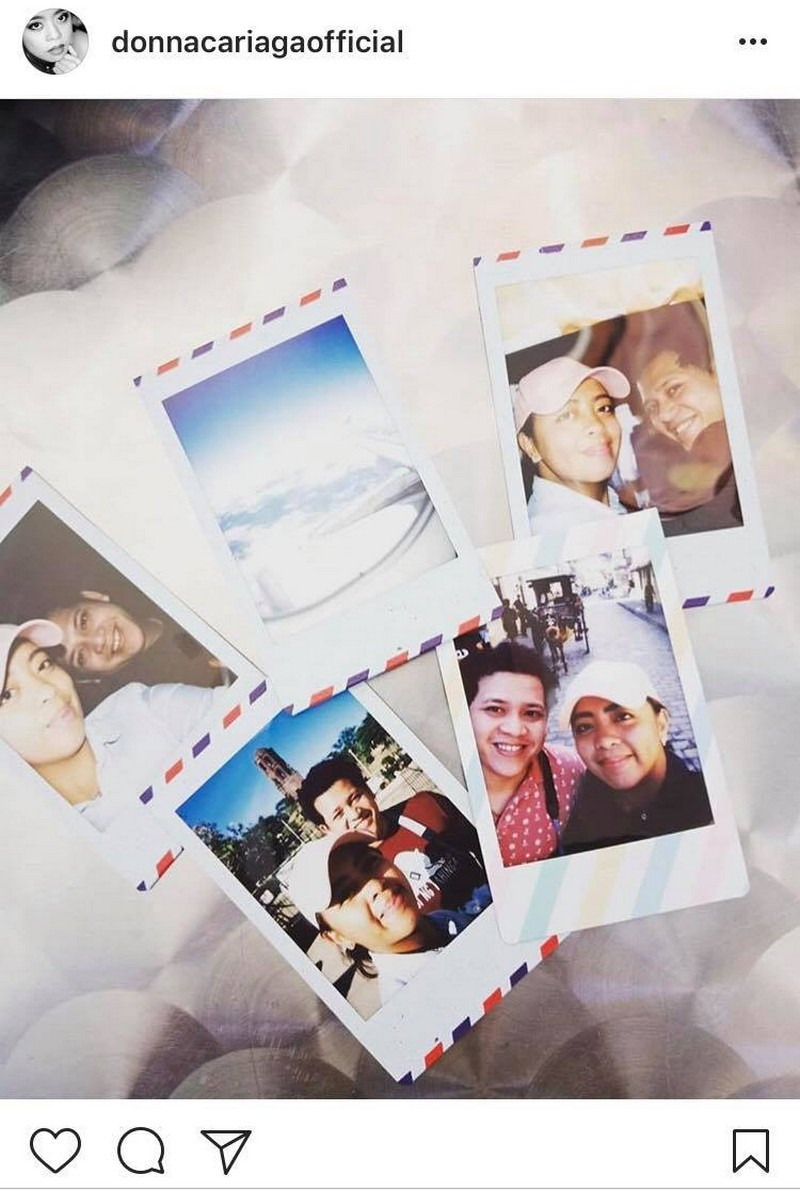IN PHOTOS: Donna Cariaga with her loving husband for 7 years!