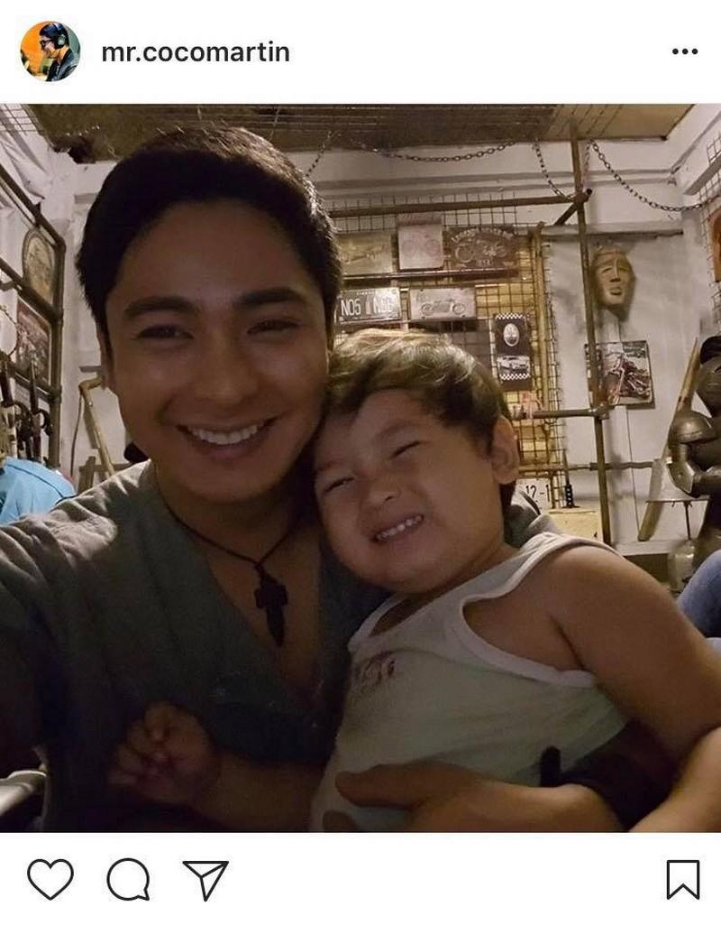 Selfie ni Idol! Rare off-cam moments of Coco Martin