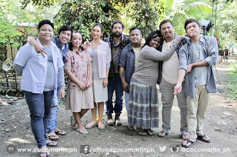 Behind-The-Scenes: Kulitan at tawanan sa set ng FPJ's Ang Probinsyano sa Rizal