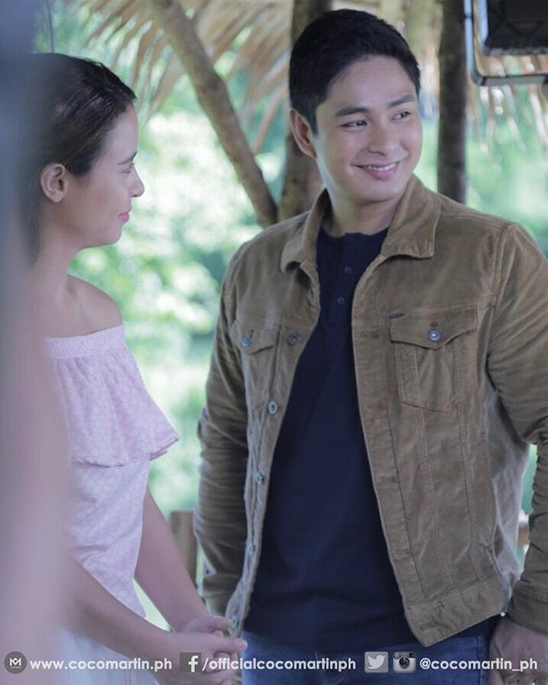 LOOK: 30 kilig CarYana moments on the set of FPJ's Ang Probinsyano