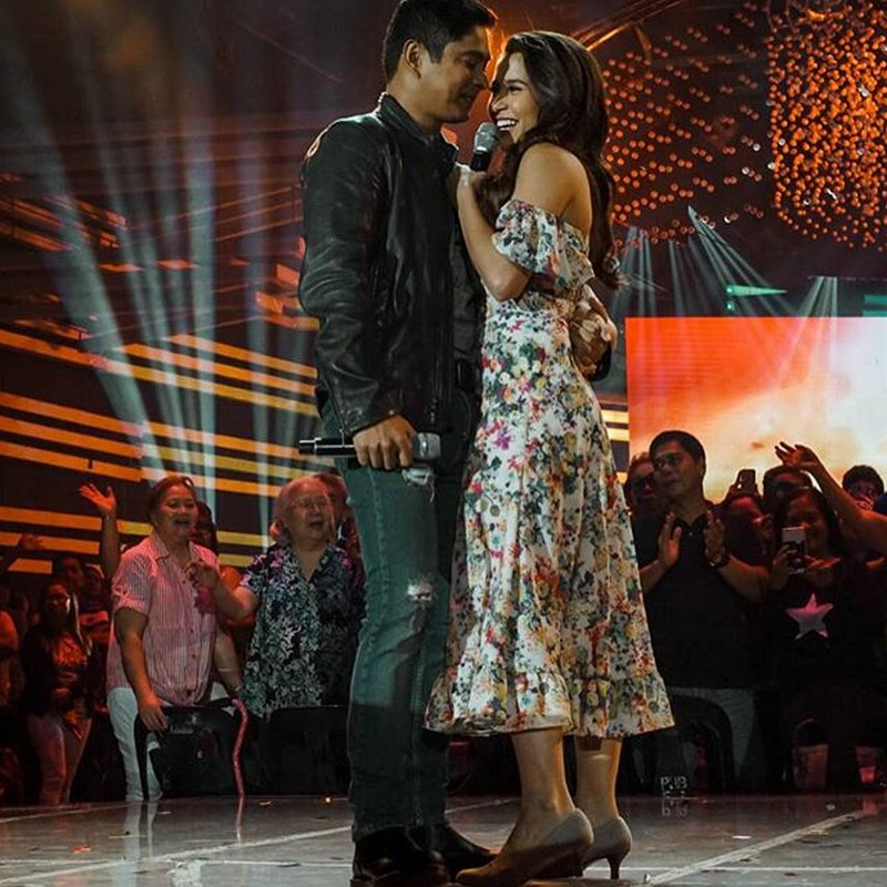 PHOTOS: CarYana kilig on #ASAPGV