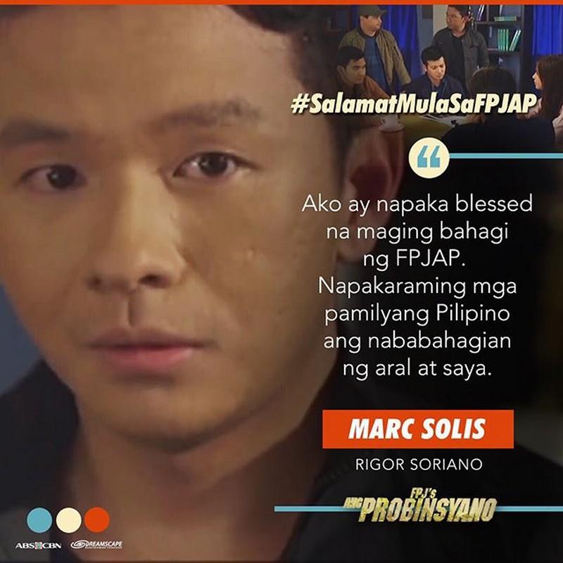 LOOK: Ang taos pusong Pasasalamat ng FPJ's Ang Probinsyano Cast