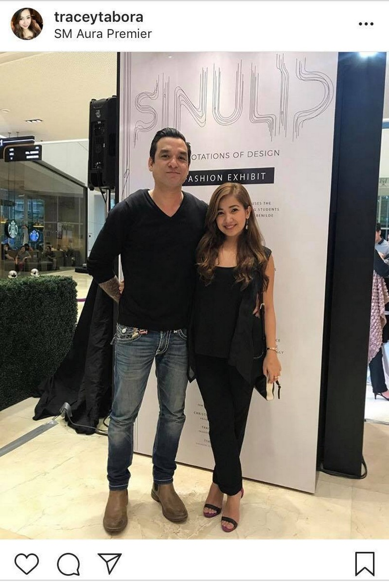 IN THE PHOTOS: Bernard Palanca with his gorgeous girlfriend!